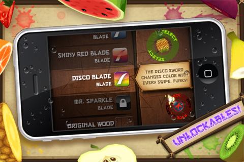 Fruit Ninja el juego adictivo, ahora con Game Center 8