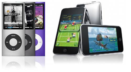 Casi un hecho, los próximos iPod Nano y Touch vendrán con cámara. 1