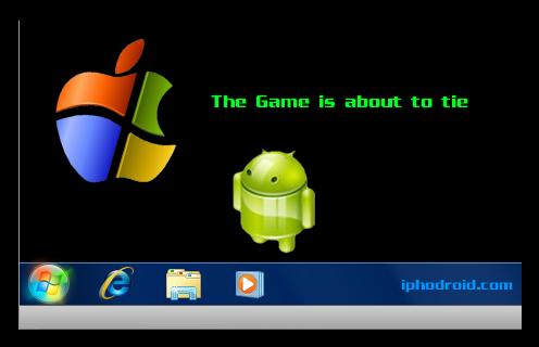 iPhoDroid también para Windows 7 1