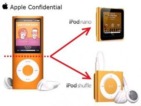 Apple anuncia el iPod nano (PRODUCT) RED Special Edition 4