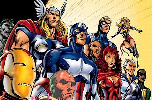 Comics de Marvel en el iPhone y iPod touch 2