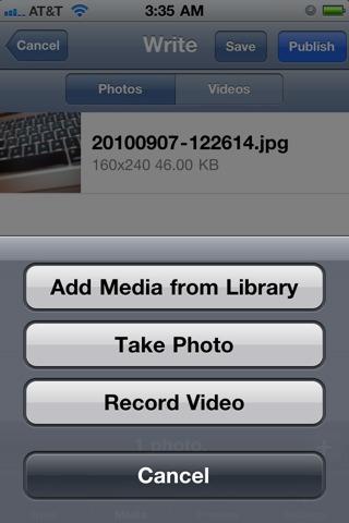 Mando para iPhone, iPad e iPod Touch, para quienes lo táctil aun no es opción 3