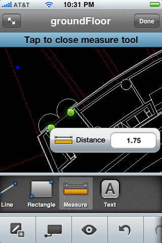 Lanzado AutoCAD WS para iPhone 4