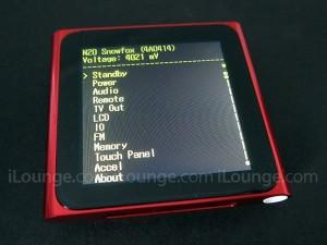 Nada libremente con tu iPod Nano 8
