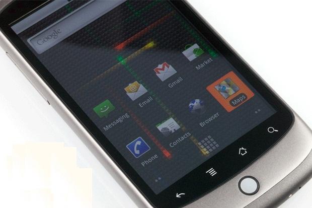 Video comparativa del Nexus One contra el iPhone 3GS 2