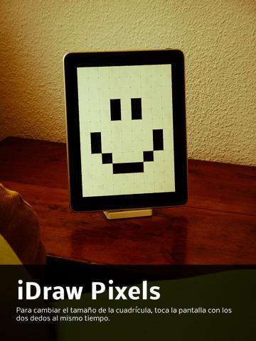 Regresa a los 8 bit, con iDraw Pixels 1