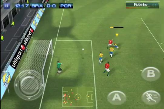 Real Football, juego de fútbol para iOS 1