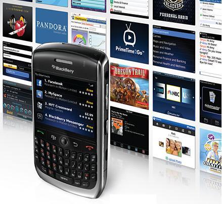 Dropbox llega BlackBerry 7