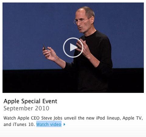 Apple presenta el nuevo iWork '08 9