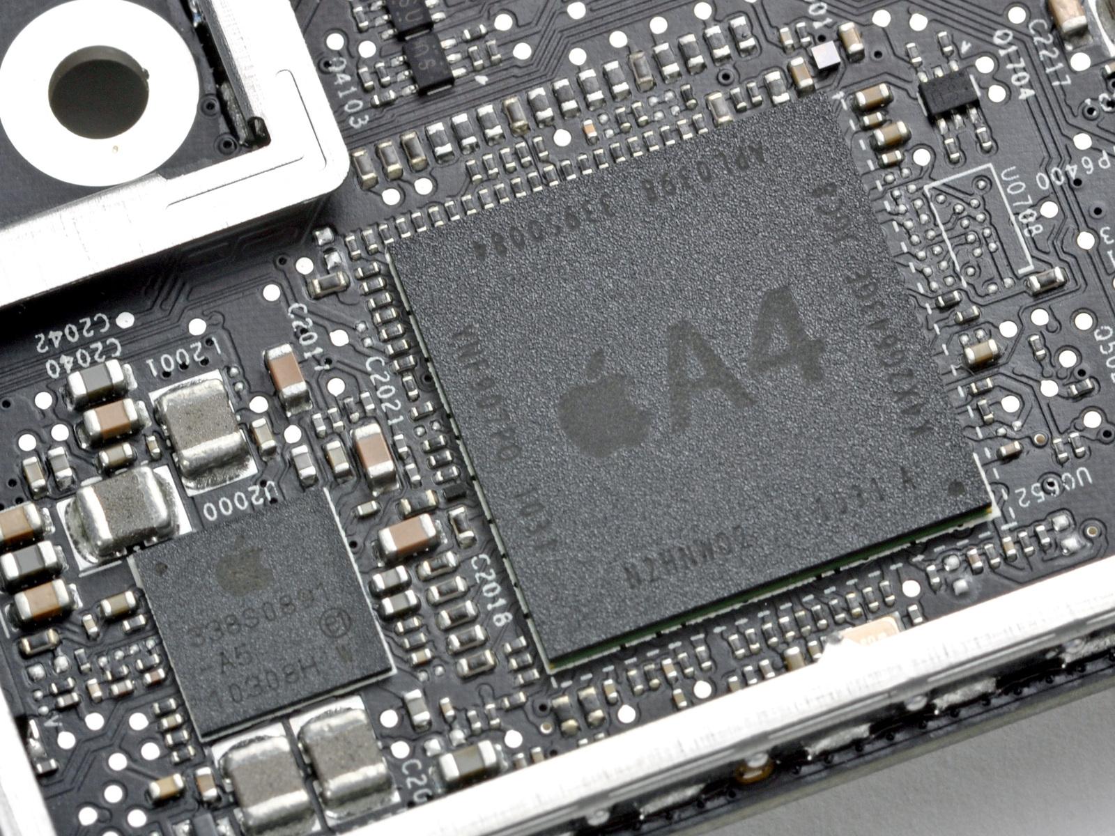 Apple TV de segunda generación, pieza a pieza 6