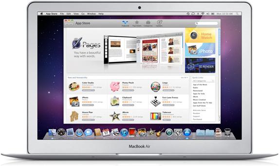 Apple ya permite el envío de aplicaciones para la Mac App Store 8