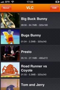 VLC media player 0.8.6i para Mac OS X , Windows y Linux 4
