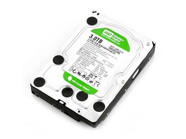 WD revela su disco duro SATA de 3TB 2