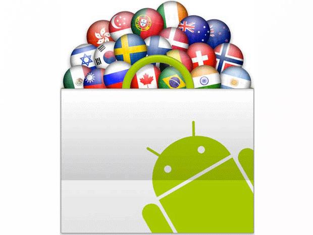 Android Market llega a 20 nuevos países 1