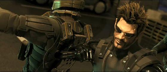 27 minutos de gameplay de Deus Ex: Human Revolution. 1