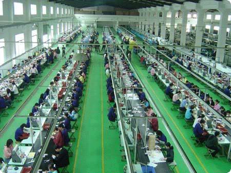 Trabajadores de fábricas chinas están sufriendo intoxicaciones, por manejo de sustancias altamente nocivas 1
