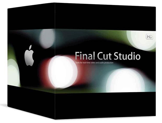 Apple presenta Final Cut Studio 1