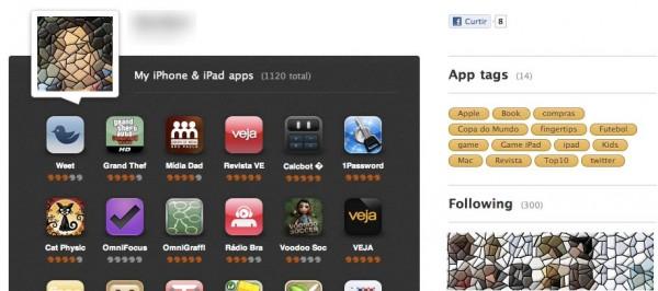 Finggers, red social para comentar aplicaciones de iPhone y iPad 3