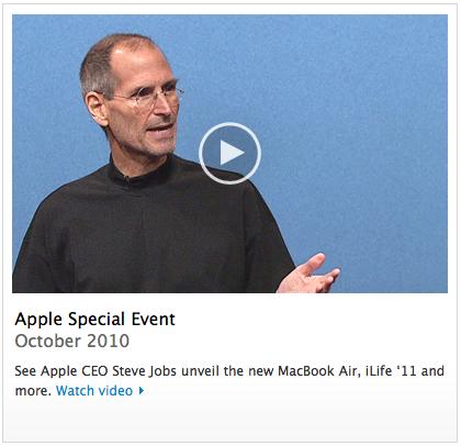 MacBook Air (Finales 2010) Software Update 1.0 8