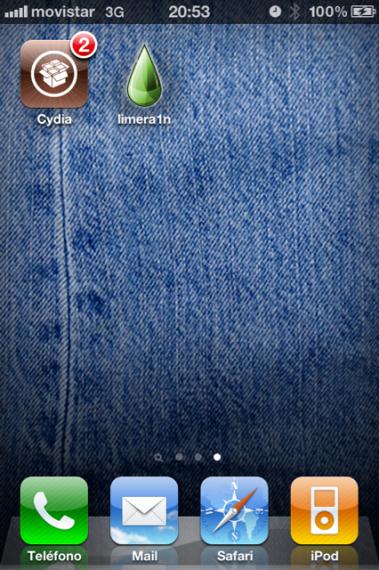 Jailbreak disponible para iPhone 4... Ahora y de la mano de GeoHot 2