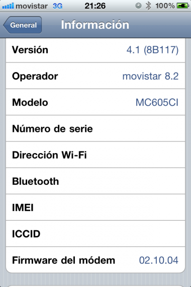 Jailbreak disponible para iPhone 4... Ahora y de la mano de GeoHot 1
