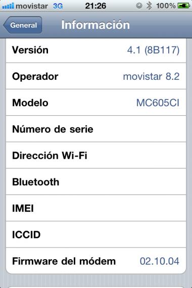 El Jailbreak tethered para iOS 5 está hecho 7