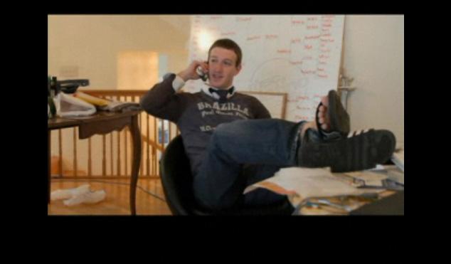 Documental sobre la vida y carrera de Mark Zuckerberg presentado por Bloomberg TV