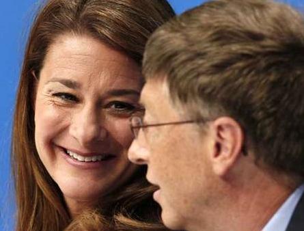 Melinda Gates afirma que en su casa no hay nada de Apple 1