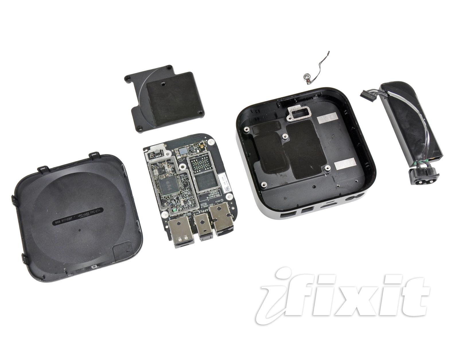 Apple TV de segunda generación, pieza a pieza 7