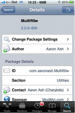 Jailbreak para iPhone 3GS firm. 3.1 disponible 2