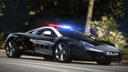EA presenta Need for Speed: Most Wanted para iOS 6