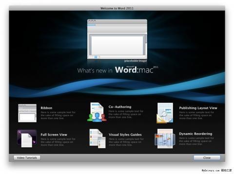 Office 2011 para Mac, por fin disponible 3