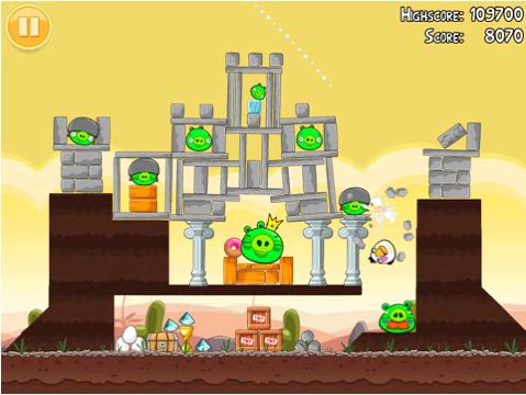 Fruit Ninja el juego adictivo, ahora con Game Center 6