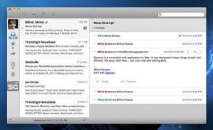 Sparrow: Nuevo cliente de correo para Mac. 5
