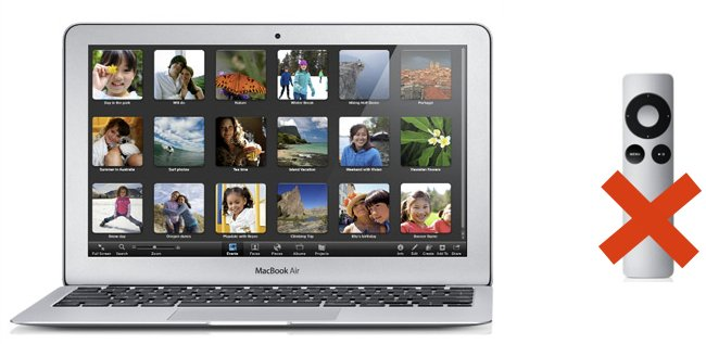 MacBook Air (Finales 2010) Software Update 1.0 6