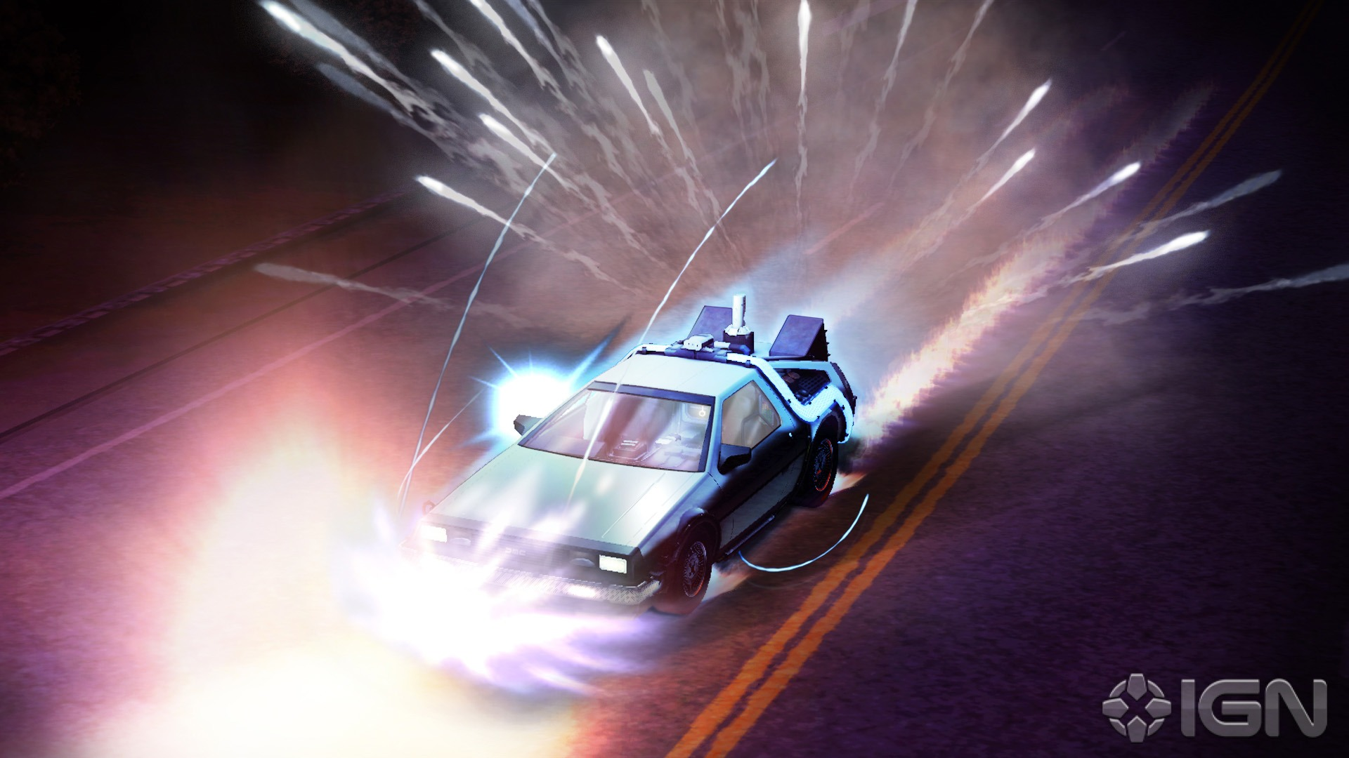 Primeras imágenes de Back to the Future el videojuego 3