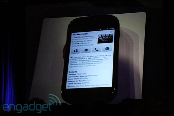 CEO de Google muestra el Nexus S en conferencia Web 2.0 2
