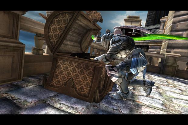 Epic Games presenta Infinity Blade II para iPhone 4S 4