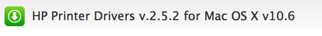 Drivers de impresoras HP versión 2.2 para Mac OS X Snow Leopard 4