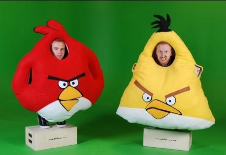 Altavoces con diseños de Angry birds 6