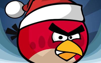 Rovio planea sacar una versión de Angry Birds navideña 1