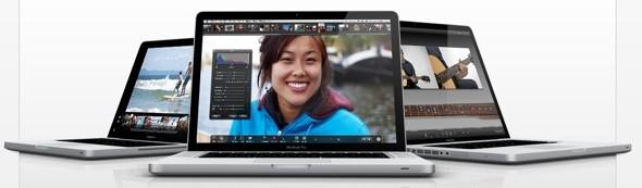 Macbook Air y Mac mini con procesadores Sandy Bridge y puerto Thunderbolt 6