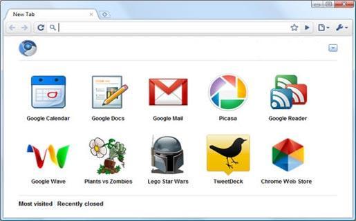 Gmail Offline desde Google Chrome 6