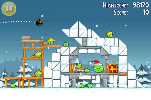 Ya está disponible Angry Birds Seasons en la App Store 3