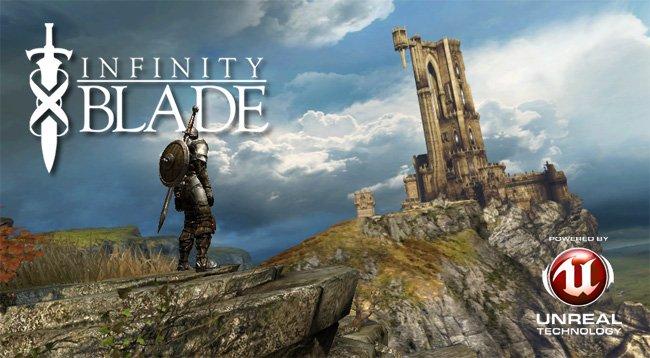 Epic Games presenta Infinity Blade II para iPhone 4S 3