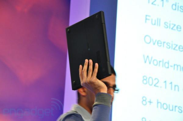La primer Netbook con Chrome OS, Google Cr-48 3