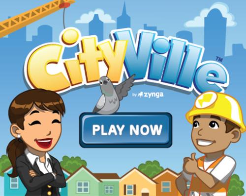 CityVille sobrepasa a FarmVille en usuarios activos 1