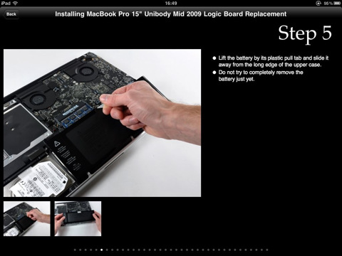 iFixit desnuda el nuevo iPad 5