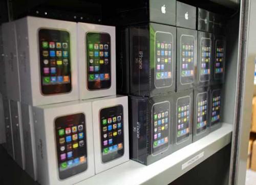 El iPhone CDMA también llegara a países asiáticos 7