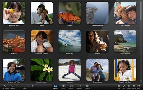 Actualización: iPhoto 9.1 8